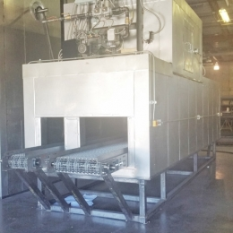 Trimac Convection Belt Oven