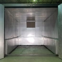 Advantage Batch Oven Ductwork