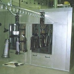 Trimac Cure Oven