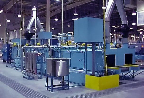 Belt Inline Washer Manufacturer Kemac Trimac