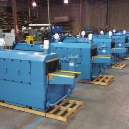 Washers Ready to Ship