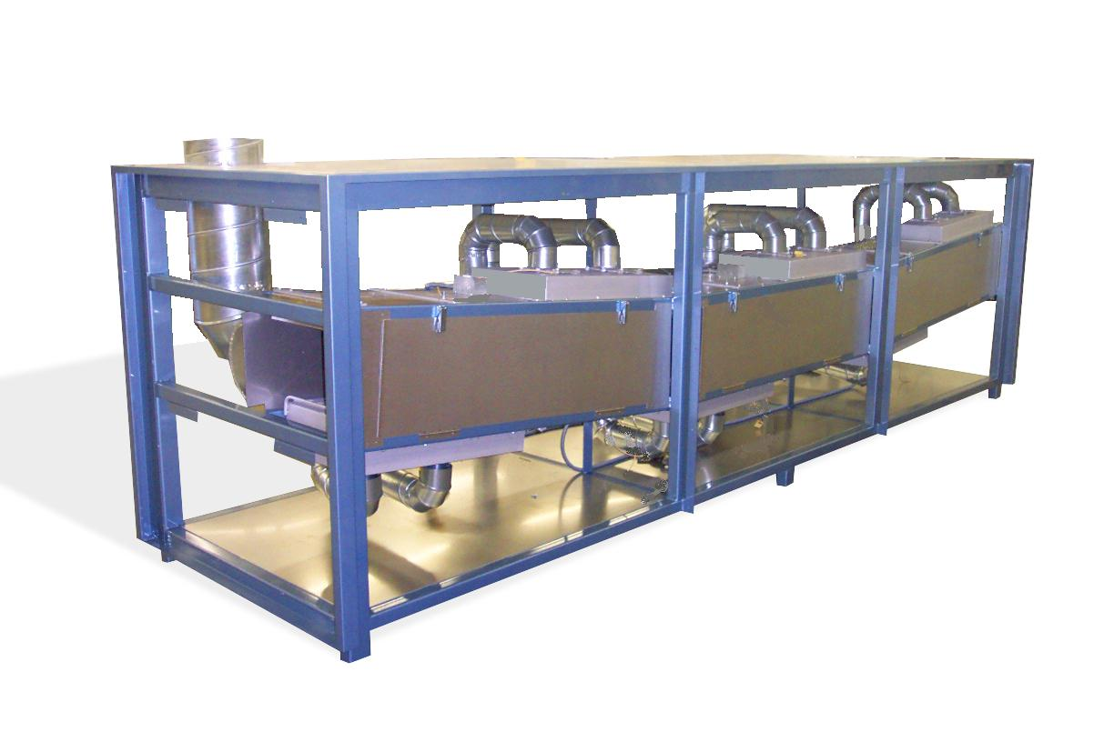 Manufacturer Of Industrial Ovens For Drying | Trimac