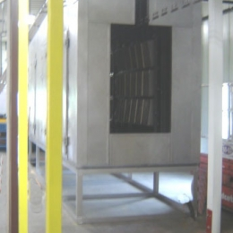 Infrared Dryer Oven