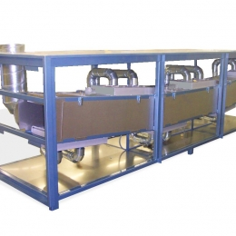Coil Infrared Oven