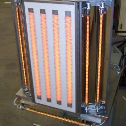 Halogen Thermal Processing