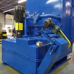 High Pressure Pump & Sludge Dragout