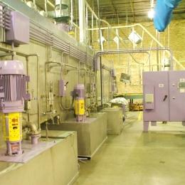 Overhead Conveyor Washer