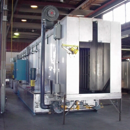 Continuous Flow Washer