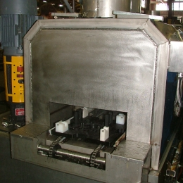 Kemac Washer with Pallet Inside