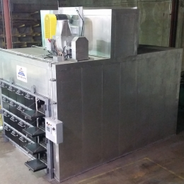 Multi-door Batch Oven