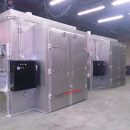 Manufacturing Batch Ovens