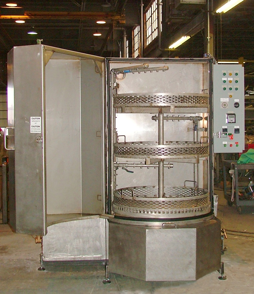 Industrial Spray Washers Trimac Industrial Systems Kemac