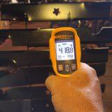 Infrared Temperature Reading