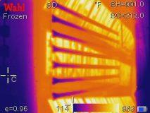 Infrared Camera Photo