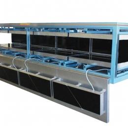 Textile Web Oven